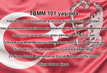 Photo of TBMM 101 yaşında
